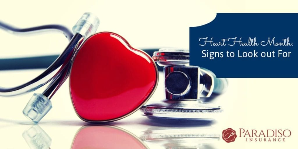 Heart Health Month: Signs to Look out For