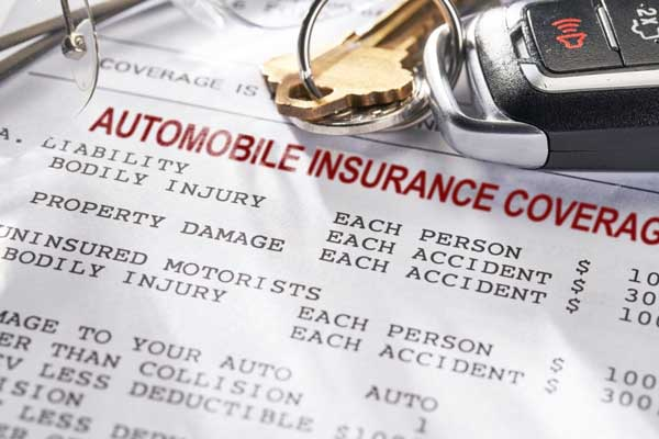 What is 100/300 Auto Insurance Coverage?