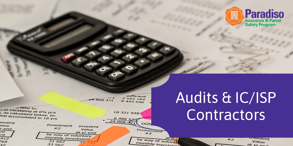Audits and IC/ISP Contractors