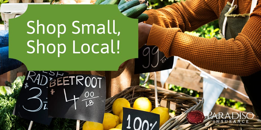 Support Your Community by Shopping Local