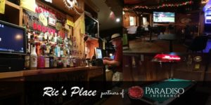 Partners of Paradiso: Ric's Place of Stafford, CT