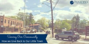 Serving Our Community: How we Give Back to Our Little Town